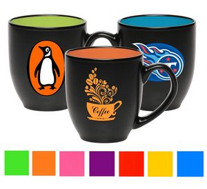 16 Oz. Bistro Ceramic Mug