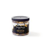 Custom Mini Canister w/Peanut Butter Cup Popcorn