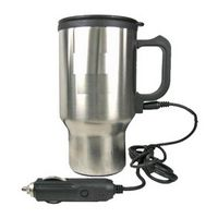 Plug in Travel Mug