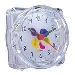 Custom Travel Alarm Clock