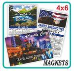Custom Full Color Magnetic Calendar FC46