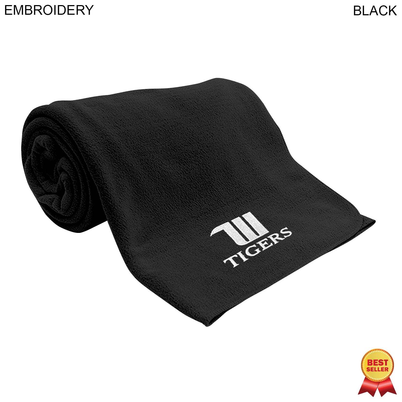 Classic Fleece Blanket 50x60, Embroidered (#EM202)
