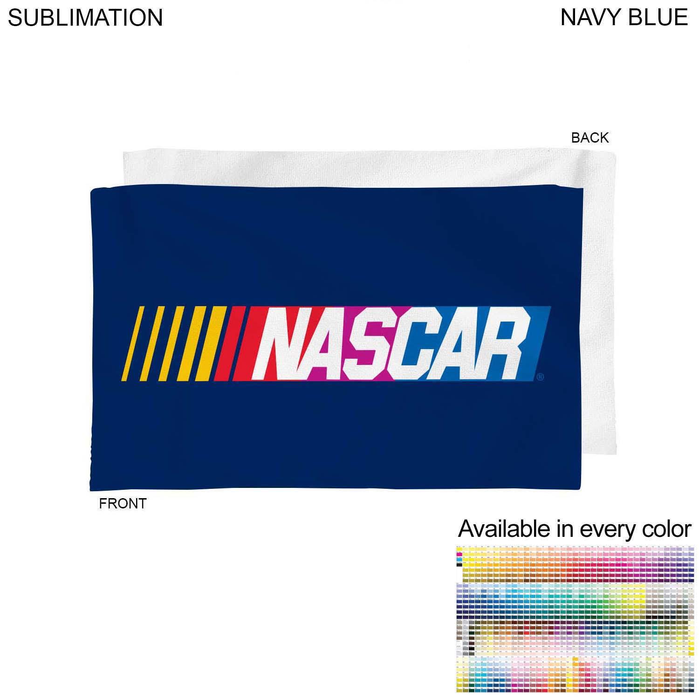 Velour Colored Towel, 12x18, Sublimated SU628-3, Full Colour Imprint