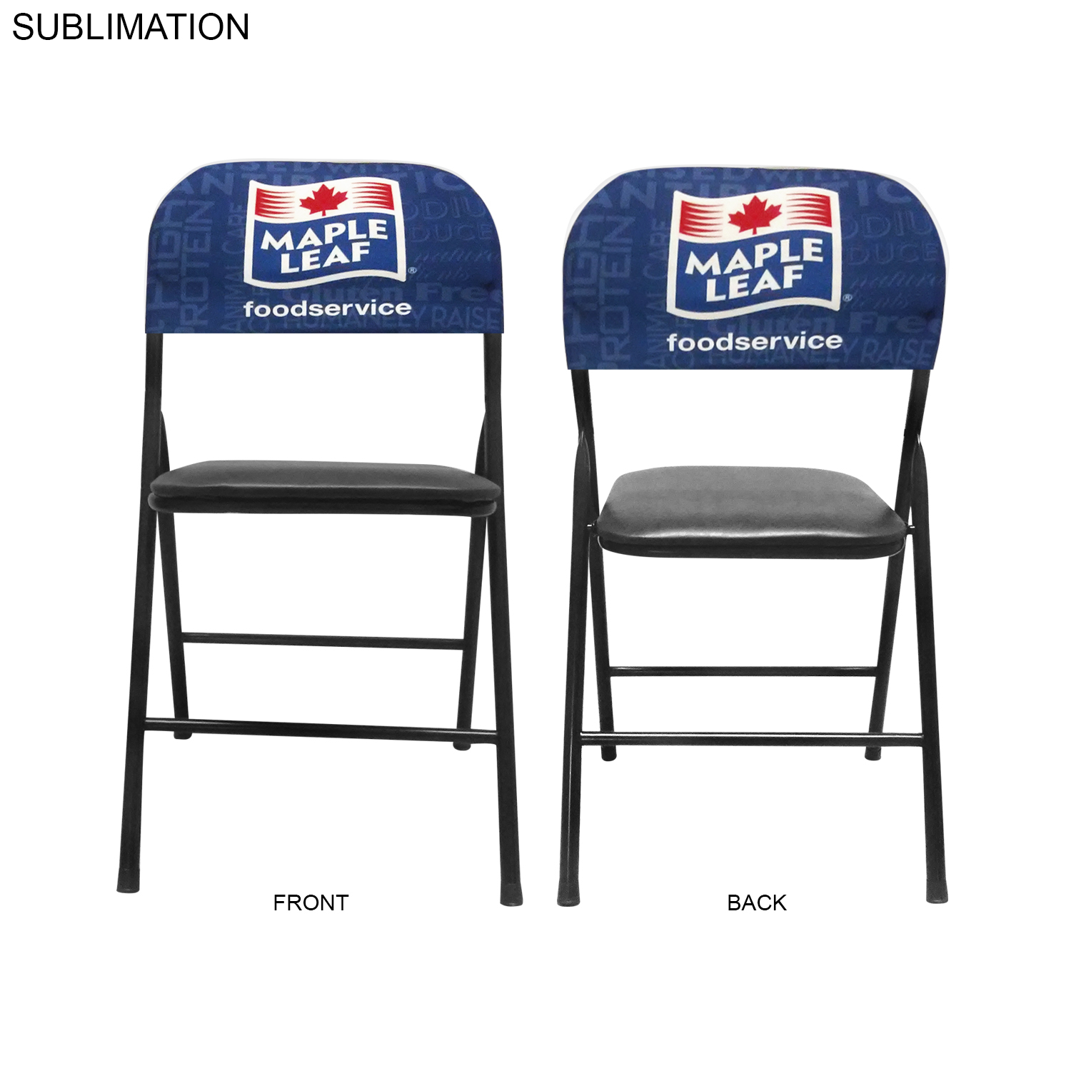 Sublimated Stretch Seat Cover, 15 x 10 - Full Colour Imprint (#SU548)
