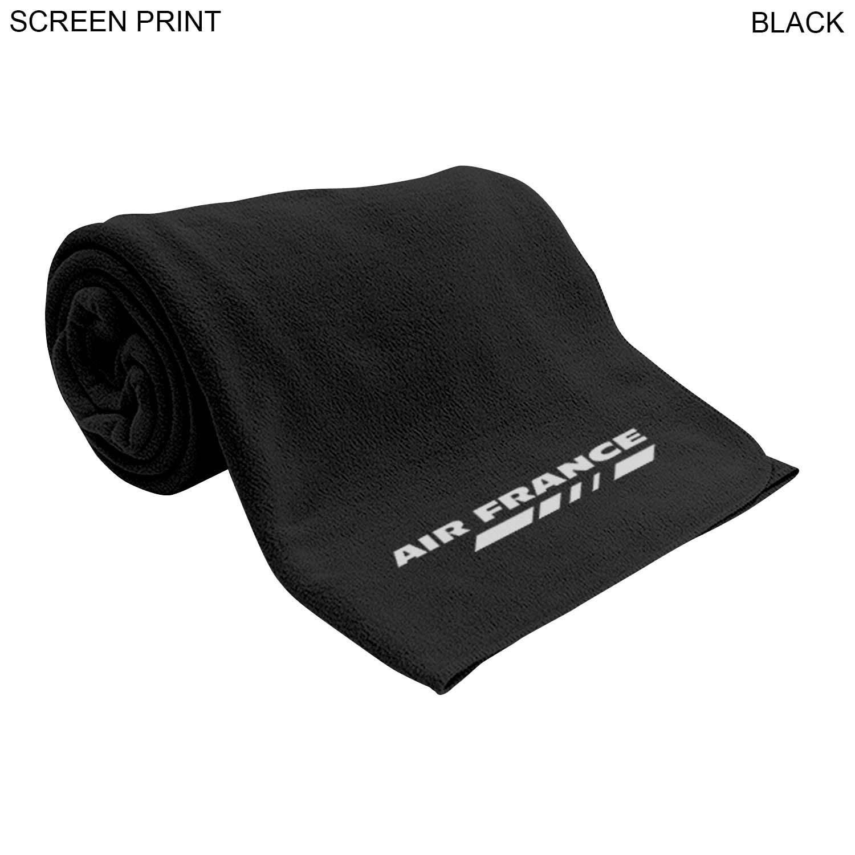 Stadium Blanket 30x60, 1 Colour Imprint (#PR201)