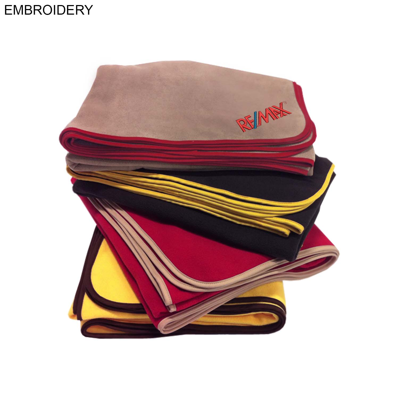 Expedition Fleece Blanket 50x60, Embroidered (#EM271)