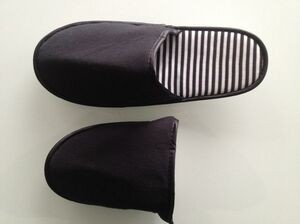 37ff61e62 Folding Travel Slippers - TWS0022AY - IdeaStage Promotional Products