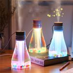 Custom Multi-color LED Night Lights air Humidifier