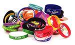Custom Silicone Wristband 1/2