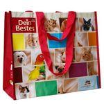 All Over Print Laminated Tote Bag HANDY TOTE BAG