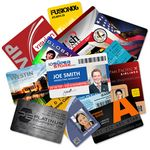 Custom Plastic Credential Card 3.37''x2.12''