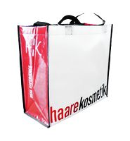 All Over Print Laminated Tote Bag TRADESHOW BAG