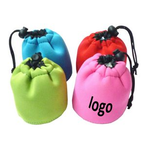 Neoprene Cosmetic Bag Pouch Bag - NS-KW185 - IdeaStage Promotional Products ed1f06b4b6cd2