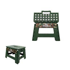 Brilliant Plastic Folding Stool Convenient Chair Collapsible Bench Machost Co Dining Chair Design Ideas Machostcouk
