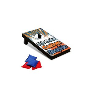 Mini Desktop Bean Bag Toss Board 4 Bags Custom Ppcprodesktop Ideastage Promotional Products