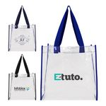 Clear Travel Tote Bag
