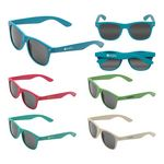 Eco-Friendly Wheatstraw Fiber Sunglasses