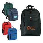 Custom Deluxe School Backpack Bag