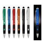 Custom LED Light Up Logo Stylus Pen