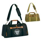 Custom Poly Travel Duffel Bag