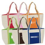 Colorful Mini Tote Lunch Bag