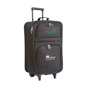 Poly Rolling Carry On Luggage