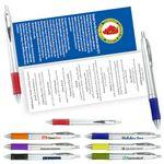 Business Banner Pen