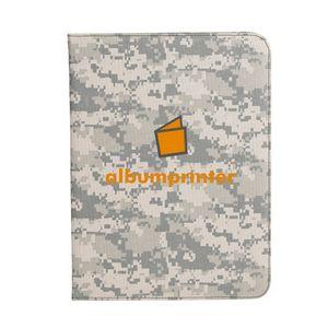 Custom Printed Camouflage Navigator Standard Folders