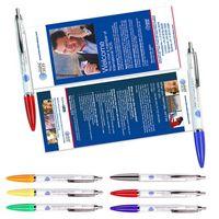 Rainbow Banner Pen