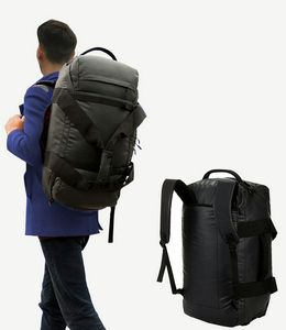 Duffel Bag Convertible Backpack Multipurpose Sports Bag
