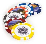 Clay Style Poker Chip