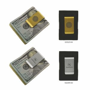 Gentlemans Money Clip