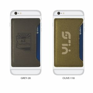 Cell Phone Card Holder >> Promotional Product New Trends Cell Phone Card Holder