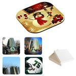 Custom Hardboard Coasters