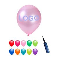 10 Inch Biodegradable Latex Balloon