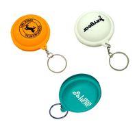 Macaron Earbuds Wrap Keychain