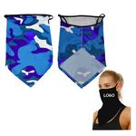 Outdoor Triangle Scarf Face Mask/Neck Gaiter