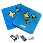 Sticky Silicone Microfiber Screen Cleaner
