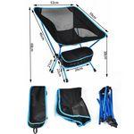 Custom Portable Compact Folding Beach Chair
