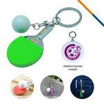 Table Tennis Keychain-Green