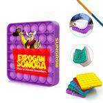Custom Flair Bubble Fidget Toy
