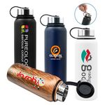 Custom Hydro Stainless Steel Water Bottle