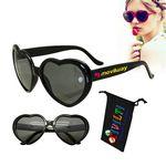 Love Sunglasses Black