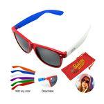 Malibu Sunglasses - Red