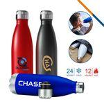 Custom Hero Stainless Water Bottle