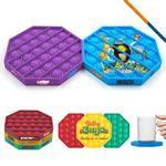 Custom Genius Bubble Fidget Toy