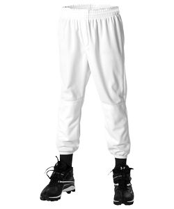 Youth Baseball Pants W/ Fake Fly Front
