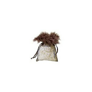 898ef8964dcf Organza Feather Top Pouches - ORF34 - IdeaStage Promotional Products