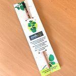 Custom Sprout Pencil With Single-Sided Basil Seed Paper