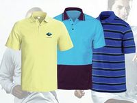 Poly-Cotton Polo Shirt